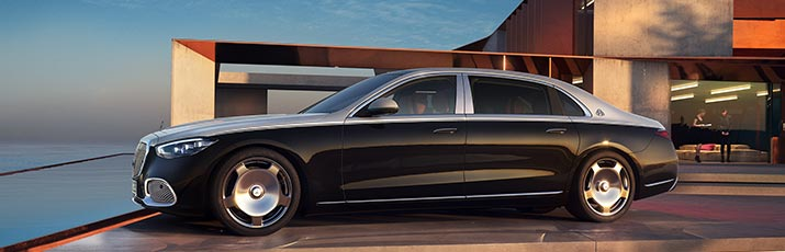 Nowy Mercedes-Maybach Klasa S